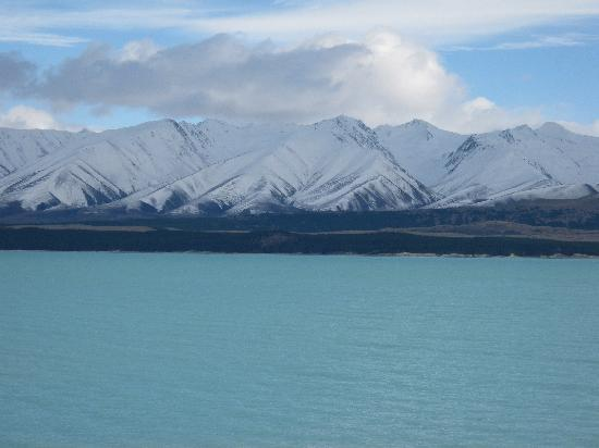 Twizel, New Zealand: stunning scenery