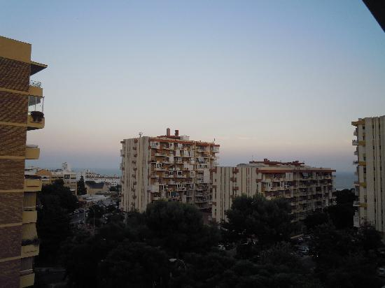 Apartamentos Jardines del Gamonal : Vistas desde el apartamento