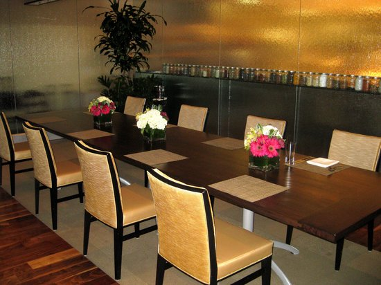 Root 246: The private dining room