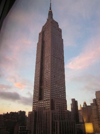 view from room Empire State Building during the day Picture of
