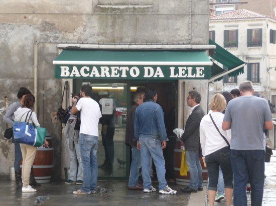 Bacareto Da Lele, Venezia