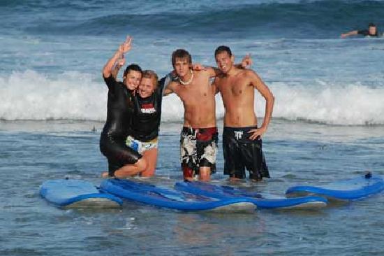 Surfs Up Surf School: Surfs Up