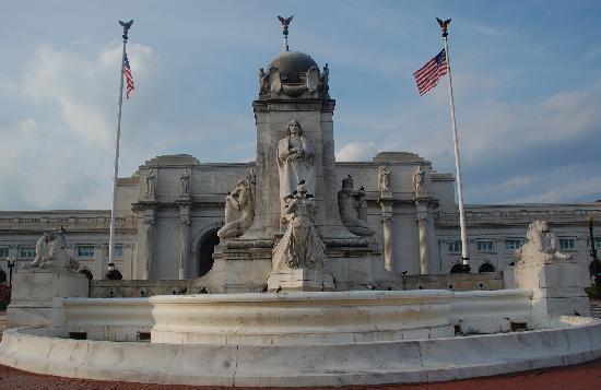 Washington Court Hotel: Union Station