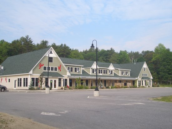 Cornish, Μέιν: stone ridge restaurant and motel