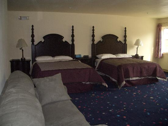 Stone Ridge Lodge: beautiful suite