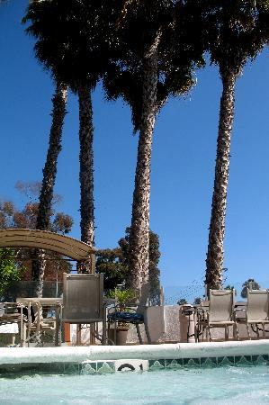 Holiday Inn San Clemente: View from the pool