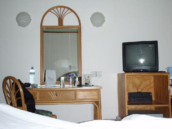 Sun Island Resort: Our Room