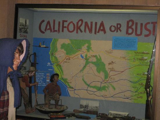 Truckee, CA: museum