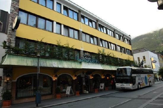 Hotel Schrofenstein in Landeck