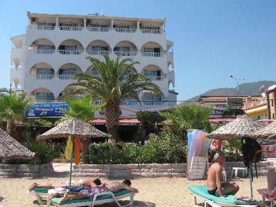 Kontes Beach Hotel: Kintes Beach Hotel