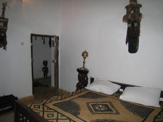 Chez Pauline Ferme d'hotes : une des chambres