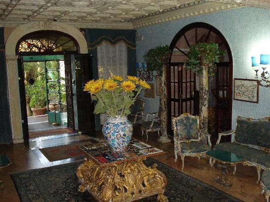 Taormina Park Hotel: Reception