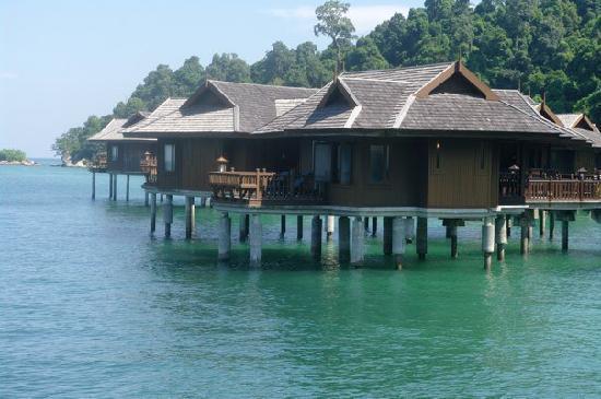 Pangkor Laut Resort: Spa Villa