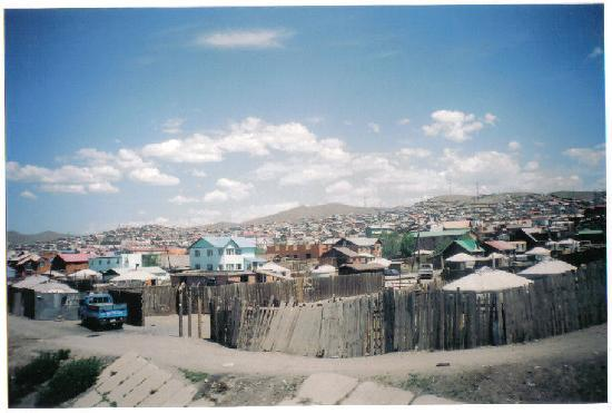 Ulan Bator, Mongolei: Ulaanbaatar Mongolia