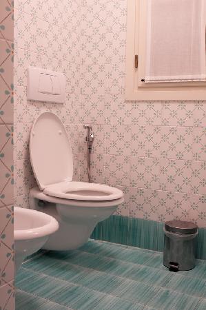 Villa Brocchi Colonna: Bathroom