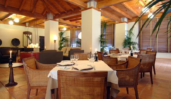 Vincci Seleccion La Plantacion del Sur: Restaurante Gourmet