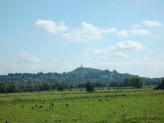 Millbatch Farm: Glastonbury Tor
