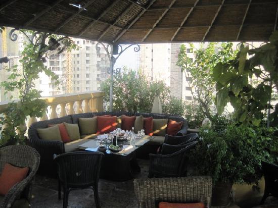 Hotel Albergo: Roof top