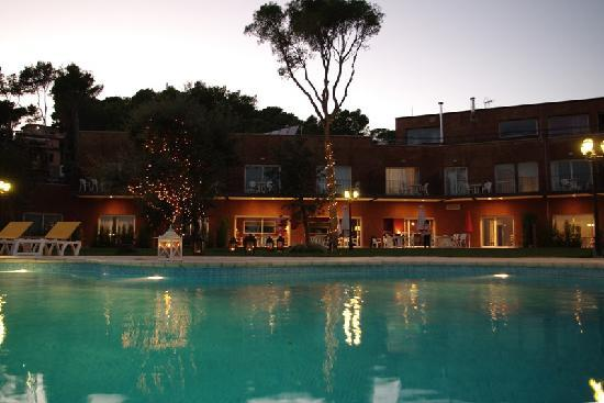 Hotel Blau Mar: romantico