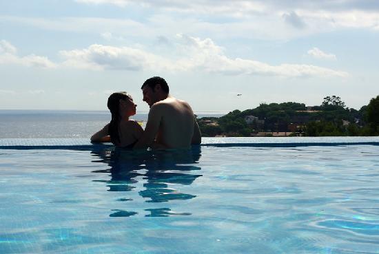 Hotel Blau Mar: ramanticismo