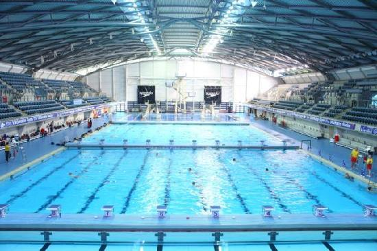 Ponds Forge International Sports Centre: Ponds Forge Olympic Swimming Pool