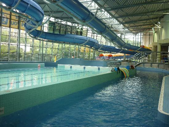 Sheffield, UK: Ponds Forge Leisure Pool