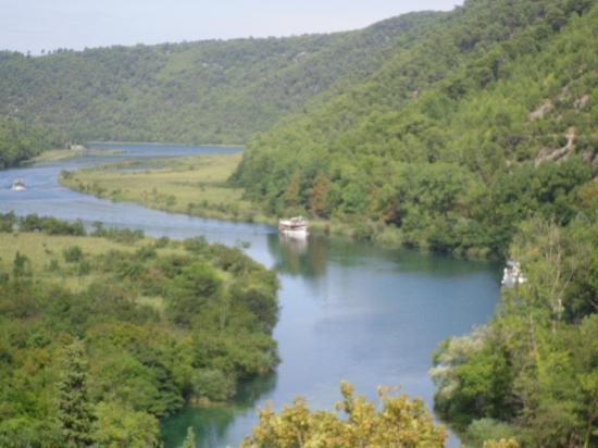 Trogir, كرواتيا: Krka