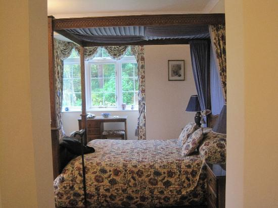 Woodland Crag Guest House: Fantastic Room with a View & Great Bed