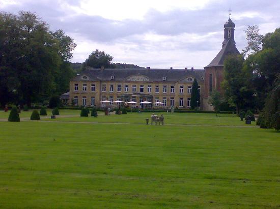 Chateau St. Gerlach : extérieur de l'hotel