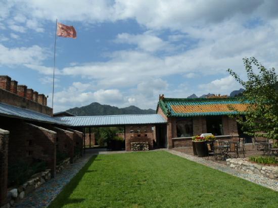 Brickyard Retreat at Mutianyu Great Wall : The Hotel
