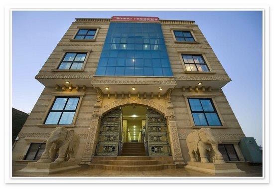 Hotel Shanti Residency