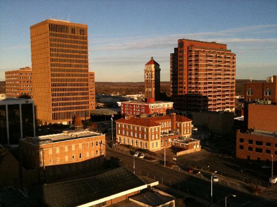 Bartlesville, OK: Morning view of downtown