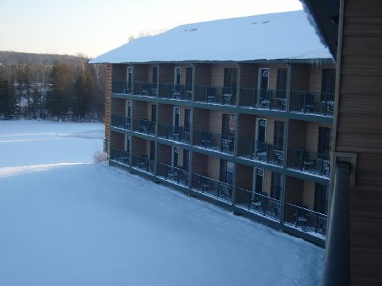 Crooked River Lodge: Feb 2010