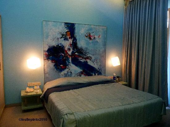 The Waterfront Shaw, Lavasa: Studio apartment bedroom