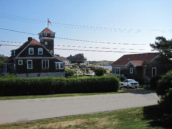 The Seafarer Inn: View from Seafarer Inn
