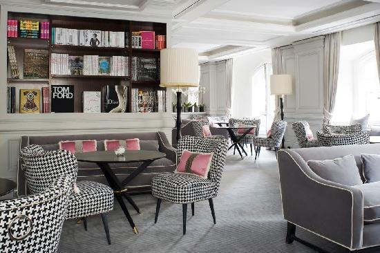 Hotel de Vendome: restaurant