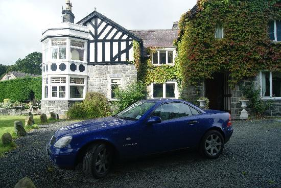 Gwern Borter Country Manor: Hotel