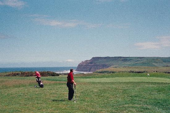 Hunley Hotel and Golf Club: Great views...