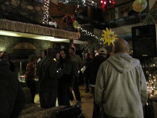 The Matterhorn Inn: Caribbeanfest party in the Great Room