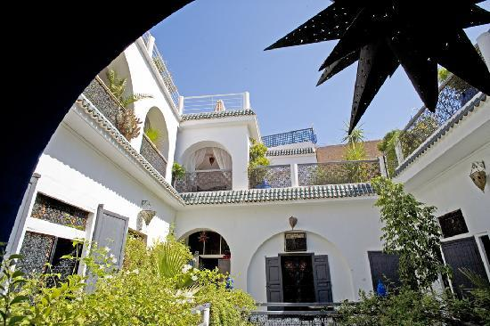 Riad Chouia Chouia: terrasse