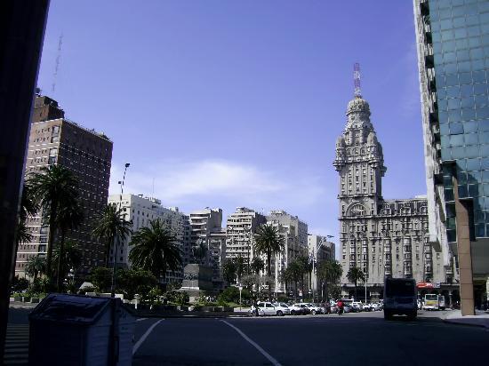 Montevideo, Uruguay: Downtown