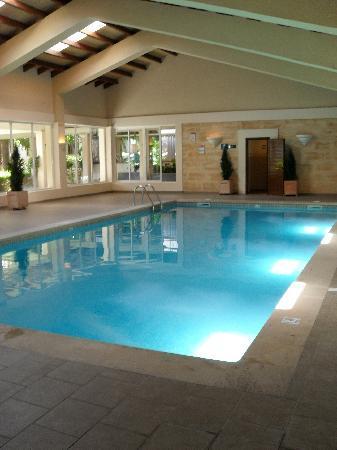 Hotel Riu Bravo: piscine intérieure