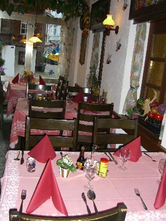 Minotel Toscana : breakfast room
