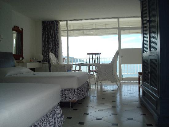 Elcano Hotel: Habitación