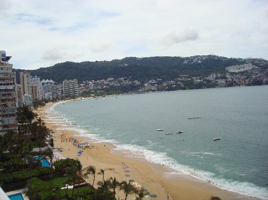 Elcano Hotel: Vista de la habitación