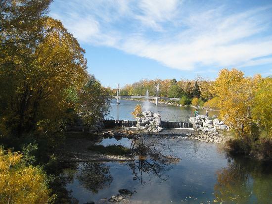 Calgary, Canada: prince's island park