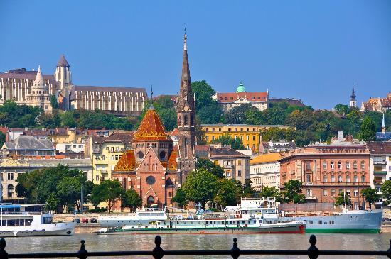 InterContinental Budapest: beautiful Budapest