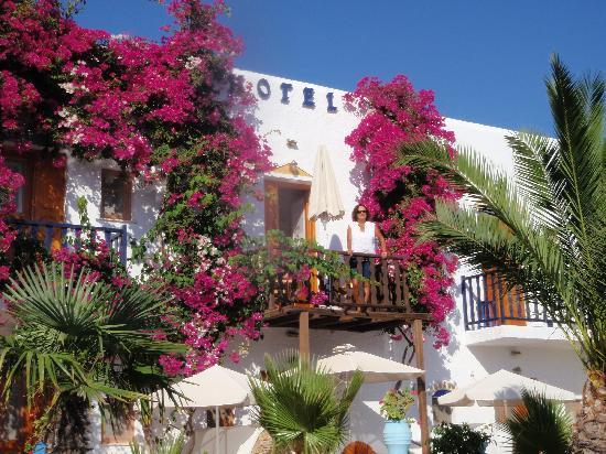 Folegandros, Grecia: Polidandia Hotel