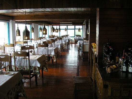 Pousada do Geres - Canicada Charming Hotel: restaurante da pousada