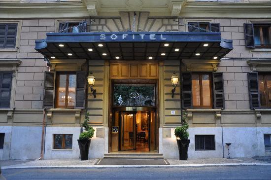 Sofitel Villa Borghese Hotel Rome
